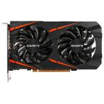 Placa video GIGABYTE AMD Radeon RX 550 GAMING OC, 2GB GDDR5, 128bit, RX550GAMING OC-2GD
