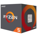 Procesor AMD Ryzen 5 1500X, 3.6GHz/3.7GHz, 18MB, YD150XBBAEBOX