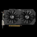 Placa video ASUS NVIDIA GeForce GTX 1050, 2GB GDDR5, 128bit, STRIX-GTX1050-O2G-GAMING