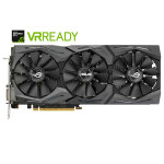 Placa video ASUS NVIDIA GeForce GTX 1080 STRIX GAMING A8G, 8GB GDDR5X, 256bit, STRIX-GTX1080-A8G-GAMING