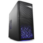 Carcasa DEEPCOOL WAVE LED, 1 x USB 3.0, 1 x USB 2.0, mATX