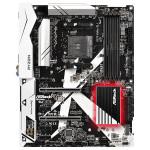 Placa de baza Asrock X370 Killer SLI, socket AM4, 4xDDR4, 6xSATA3, ATX