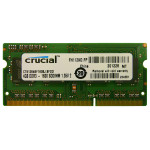 Memorie laptop CRUCIAL CT51264BF160BJ, 4GB DDR3L, 1600MHz, CL11