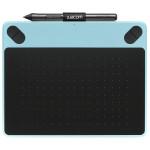 Tableta grafica WACOM Intuos Art Pen & Touch Medium, albastru-negru