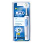 Periuta de dinti ORAL-B D12, 7600 osc/min, alb - albastru