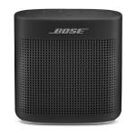 Boxa portabila BOSE Soundlink Colour II, Bluetooth, Soft Black