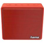 Boxa portabila HAMA Pocket 173122, Bluetooth, Red