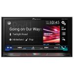 "DVD player auto PIONEER AVH-X8800BT, 4x50W, 7"", USB, Bluetooth"
