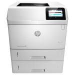 Imprimanta laser monocrom HP LaserJet Enterprise M605x, A4, USB, Retea