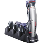 Aparat multifunctional BABYLISS  X-10 Face/Hair & Body E837E, 40min autonomie