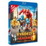 Cum sa evadezi de pe Pamant Blu-ray 3D + 2D