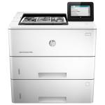 Imprimanta laser monocrom HP LaserJet Enterprise M506x, A4, USB, Retea, NFC