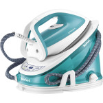 Statie de calcat TEFAL Effectis Plus GV6721, talpa Durilium, 1.4l, 100g/min, alb-albastru