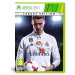 FIFA 18 Legacy Edition Xbox 360 + bonus precomanda