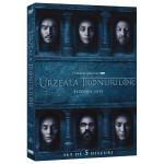 Urzeala tronurilor Sezonul 6 DVD
