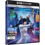 Ghost in the Shell UHD 4K