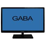 "Monitor LED GABA GL-2411, 23.6"", Full HD, negru"
