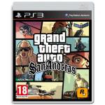 Grand Theft Auto (GTA) San Andreas PS3