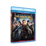 Marele zid Blu-ray 3D
