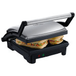 Grill 3 in 1 RUSSELL HOBBS Cook@Home 17888-56, 1800W, inox