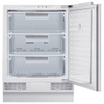 Congelator incorporabil SIEMENS GU15DA55, 98, A+, alb