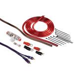 Kit cabluri amplificator auto HAMA 62423, 10mm, 5m