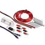 Kit cabluri amplificator auto HAMA 80965, 25mm, 5m
