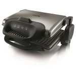 Gratar electric PHILIPS HD4467/90, 2000W, negru