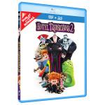 Hotel Transilvania 2 DVD + Blu-ray 3D