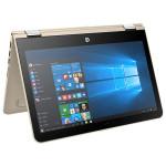 """Laptop 2 in 1 HP Pavilion x360 13-u101nq, Intel® Core™ i5-7200U pana la 3.1GHz, 13.3"""" Full HD Touch, 4GB, SSD 256GB, Intel® HD Graphics 620, Windows 10 Home"""