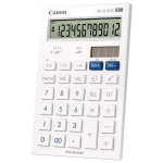 Calculator de birou CANON HS-121TGA, 12 cifre, alb