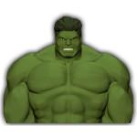 Figurina Hulk - Marvel Comics