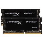 Memorie laptop KINGSTON HyperX Imapct 32GB (2 x 16GB), 2133MHz, CL13, HX421S13IBK2/32