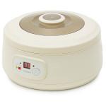 Aparat pentru preparat iaurt OURSSON FE1502D/IV, 1l, 1 program, alb