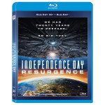 Ziua Independentei - Renasterea Combo Blu-ray 2D + 3D