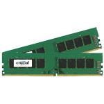 DDR4 Crucial 8GB (2x4GB) 2133MHz CL15 1.2V, Single rank, CT2K4G4DFS8213