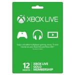 Card Xbox Live GOLD 12 luni + 1 luna bonus Xbox 360 / Xbox One