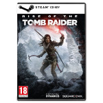 Rise of the Tomb Raider CD Key - Cod Steam