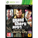 Grand Theft Auto 4 Complete Edition Xbox 360