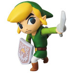 Figurina Legend of Zelda the Windwaker - Link Series 1 mini