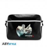 Geanta Uncharted 4 - Adventure Vinyl Messenger Bag