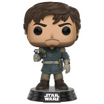 Figurina POP! Star Wars Rogue One - Captain Cassian Andor Bobble #139