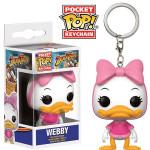 Breloc Pocket POP! Ducktales: Webby