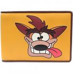 Portofel Crash Bandicoot - Crash (Embossed & Debossed Logo)