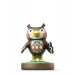 Figurina Nintendo Amiibo - Blathers (Animal Crossing)