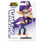 Figurina Nintendo Amiibo Waluigi