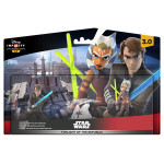Disney Infinity 3.0 Play Set - Star Wars - Twilight of the Republic (Anakin, Ashoka and Play Set Piece)