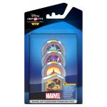 Disney Infinity 3.0  Power Discs -  Marvel - Battlegrounds