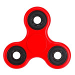 Fidget Spinner, red