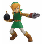 Figurina Figma the Legend of Zelda a link between worlds versiune DX Edition GSC